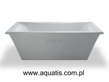 CLEAR WATER BATHS apollo wanna wolnostojąca 1685 x 750 x 615 mm M3